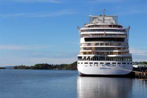 Kreuzfahrt durch Skandinavien